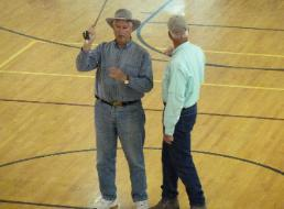 Trout Unlimited Fly Casting Clinic, Cody, Wyoming